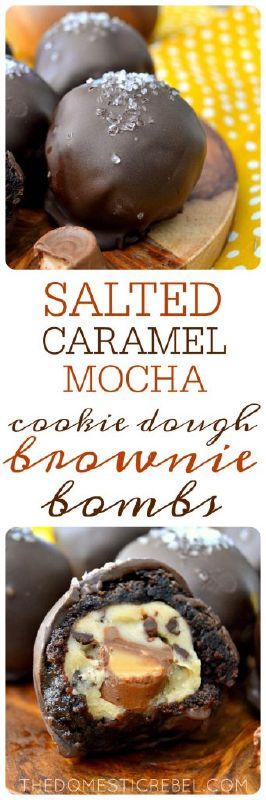 the results are mixed. The result of theseSalted Caramel Mocha ...