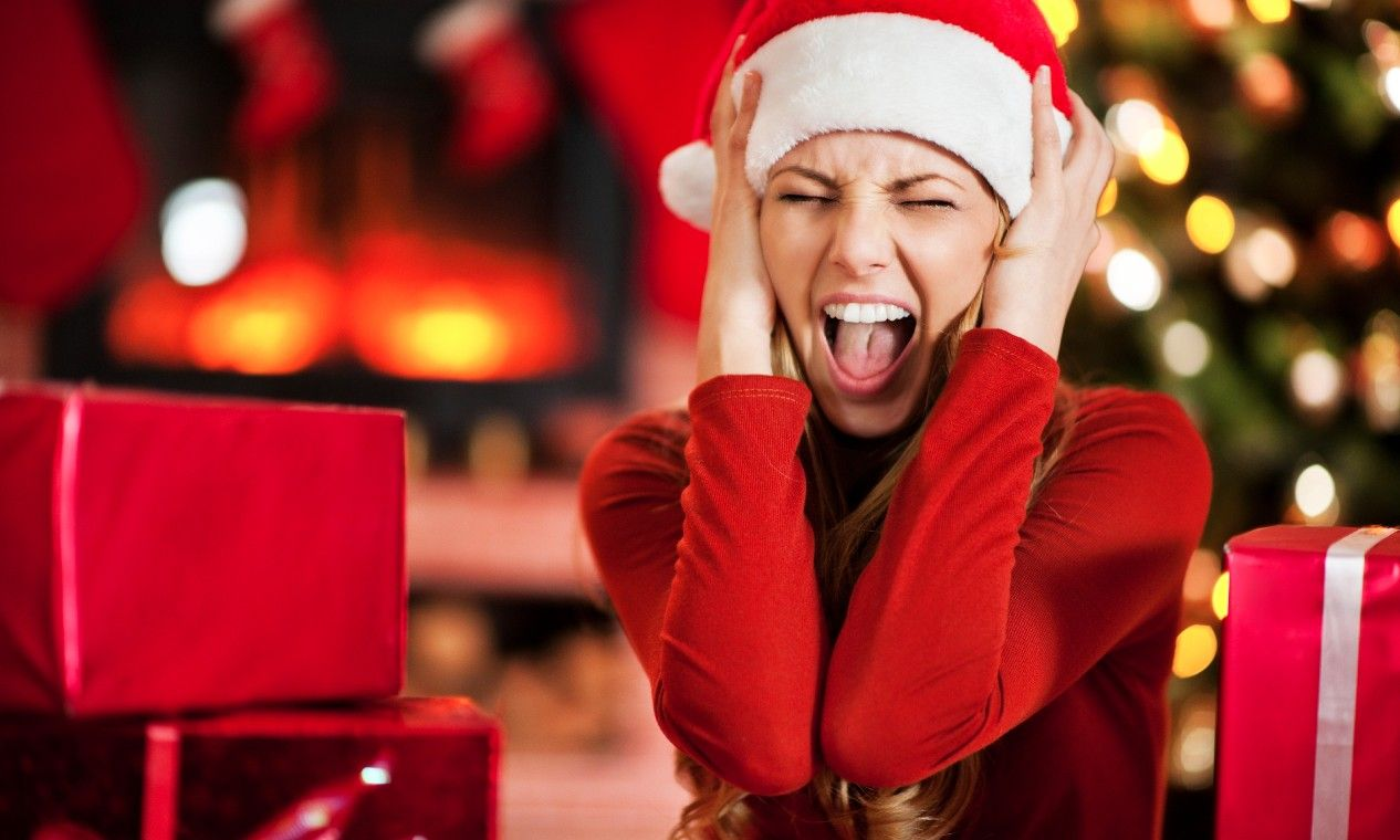 It's not hard to feel like you're in an isolated bubble of stress during the holidays while everyone is rejoicing that the season has arrived. It can be even more stressful when you bear the bulk ...