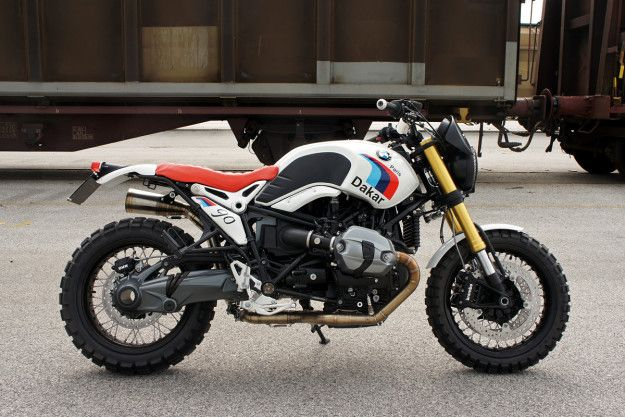 If rumors of BMW's new R nineT-based scrambler have you foaming at the mouth, but you're the impatient type—Luis Bertelli has the answer.He's reworked the R nineT into a modern replica of the ...