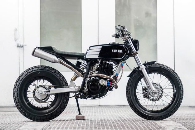 Building a decent custom motorcycle can be a daunting task. But when your customer is also an accomplished builder, the pressure is doubled.